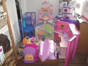 Doll Houses and More