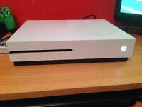 New Xbox One S