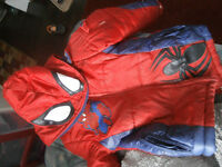 Spiderman 5/6 Winter Coat
