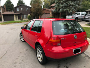 2003 VW GOLF TDI - AUTO