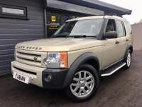 Land Rover Discovery 3 2.7TD V6 auto XS 7 SEATER - FSH - SIDE STEPS - ROOF RAIL