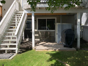 Fully Furnished Basement Suite in Sunny Side Canmore Available