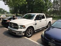2012 Dodge RAM Longhorn  low km trade or sell