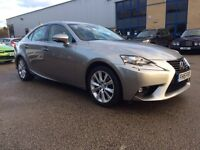 2015 Lexus is300h 12k 1 owner full dealer service hpi Clear manufactures warranty finance available