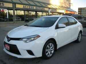 2014 Toyota Corolla, BEST PRICE !! BLUETOOTH, CAMERA !!