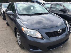 2009 Toyota Corolla CE just in for sale at Pic N Save!
