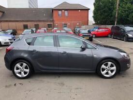 Vauxhall Astra 1.6i 16v VVT ( 115ps ) SRi - 1 Yr MOT, Warranty & AA Cover!!