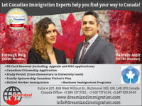"""""""Top Rated Immigration Services"""" ready to help you"""