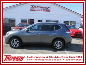 2015 NISSAN ROGUE SL AWD ONLY $20,777.00/$169.54 B/W OAC