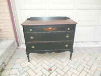 GIBBARD THREE DRAWER DRESSER