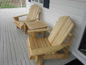 Have A Chair adirondack chairs -tables- benches