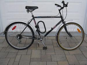 Vélo hybride Précision PR6005 - roue de 26 pouces