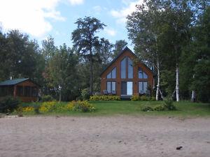 Chalet à louer au Lac-Saint-Jean - Lac St Jean