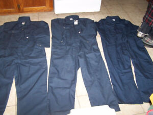 """Coveralls """"UN-insulated"""" (New) Size 50-Regular, 4 Pairs (from Ma"""