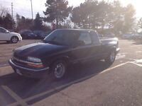 1999 Chevy S-10 (Read Ad)