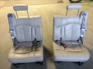 Third row seats from 2000 Chevrolet Tahoe