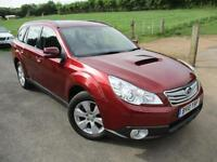 2010 SUBARU OUTBACK D SE NAV PLUS BOX SYM AWD ESTATE DIESEL