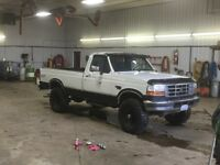 1996 Ford F-350 4x4