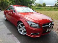 2013 Mercedes Benz CLS CLS 250 CDI BlueEFFICIENCY AMG Sport 4dr Tip Auto COMA...