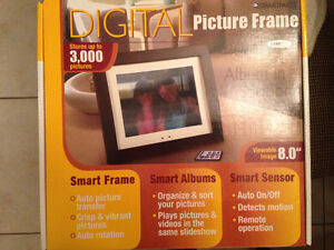 Digital Picture Frame Never been used