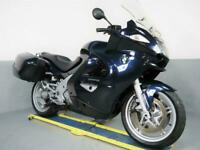 2003 BMW K 1200 GT 32k,luggage ,SH,ABS removed,heated seats ,Sports tourer
