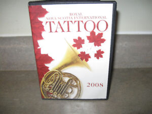 Royal Nova Scotia International Tattoo 2008-Dvd-r-good + bonus