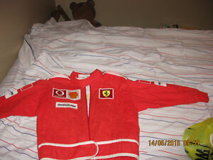 Ferrari Jacket - size L in Boys.  Official Licensed Product