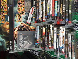 500g Ps3 30 games