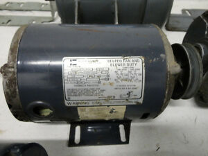 Emerson Electric Motor - 1/3 HP , 115 Volt , 1725/1140 RPM Kitchener / Waterloo Kitchener Area image 1
