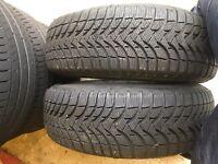 Winter tyres 195/65/15