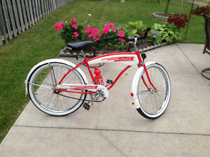 1987 Huffy Coca Cola bicycles