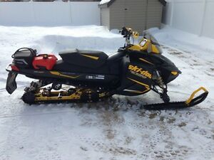 2013 Ski-Doo Renegade Backcountry 800 Etec