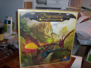 DRAGONRIDERS BOARD GAME FACTORY SEALED NEW NICE