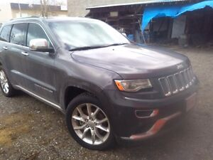 2014 Jeep Grand Cherokee summit loaded SUV, Crossover