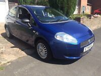 56 PLATE FIAT PUNTO