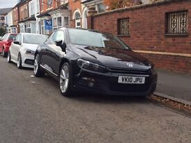 Vw Scirocco 2.0 Gt Tdi 2010 10 plate