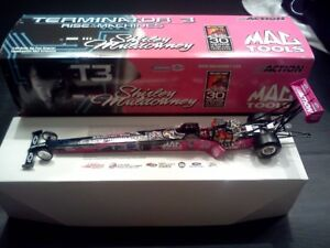 NHRA Shirley Muldowney T3 top fuel dragster diecast