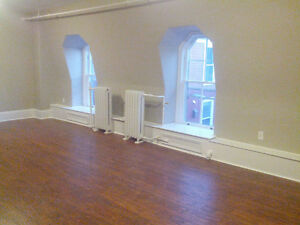 STUNNING VICTORIAN 4 or 5 BDRM APT HALIFAX NEAR MACDONALD BRIDGE