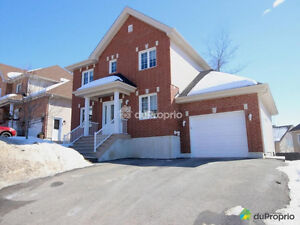 BEAUTIFUL HOUSE FOR RENT GATINEAU DEC 1st