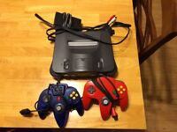 N64 and N64 games for sale