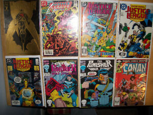 Assorted COMIC BOOKS Only $15 For All