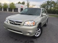 Mazda Tribute Certified on special