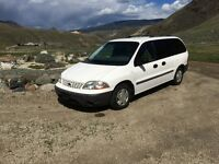 2002 Ford Windstar Minivan