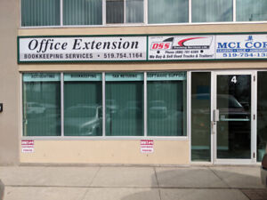 Brantford Professional Bright Office Space Main Floor