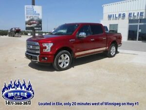 2016 Ford F-150 Platinum    - Low Mileage