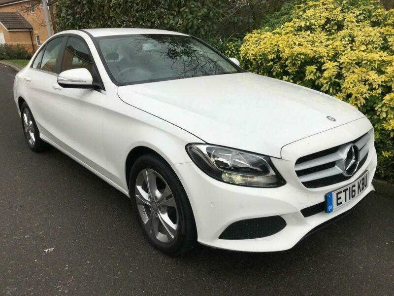 MERCEDES C CLASS C200d 7G-Tronic Auto Start-Stop AdBlue SE Executive 2016 |  in Ilford, London | Gumtree