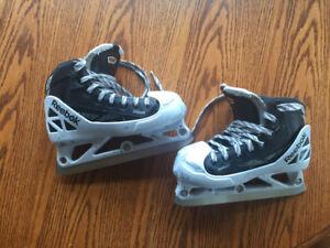 Youth Reebok Goalie Skates