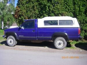 1991 chev 4x4 Purple SIERR 2500 Truck Automatic extra tires