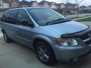 2003 Dodge Caravan Sport Minivan, Van Kitchener / Waterloo Kitchener Area image 3
