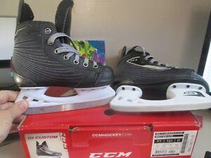 skates hockey CCM 01 Custom